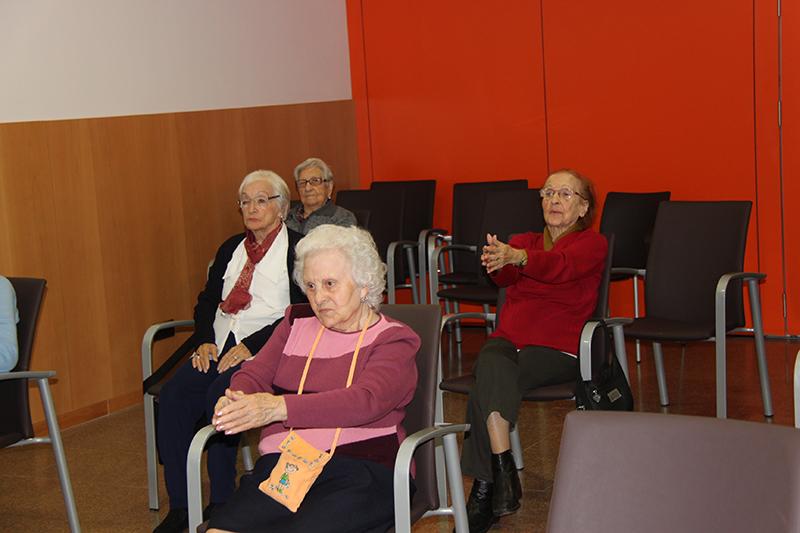 exercicis de relaxació per gent gran_Residències