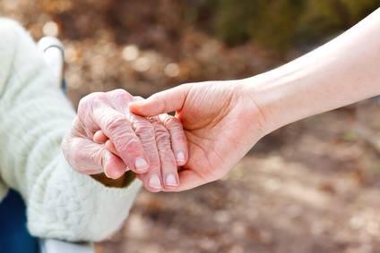 Dol en cuidadors de persones amb Alzheimer