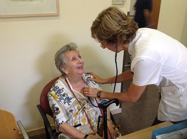 La prescripció de medicaments a les residències