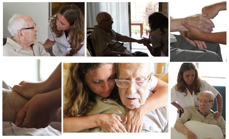 ventajas de la basale estimulation en personas de la tercera edad