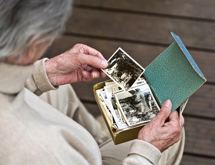 memòria, gent gran i residències