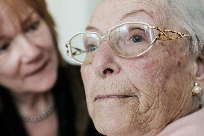 la importància de la família per a la gent gran