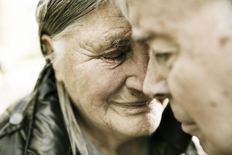 por a morir en la vellesa