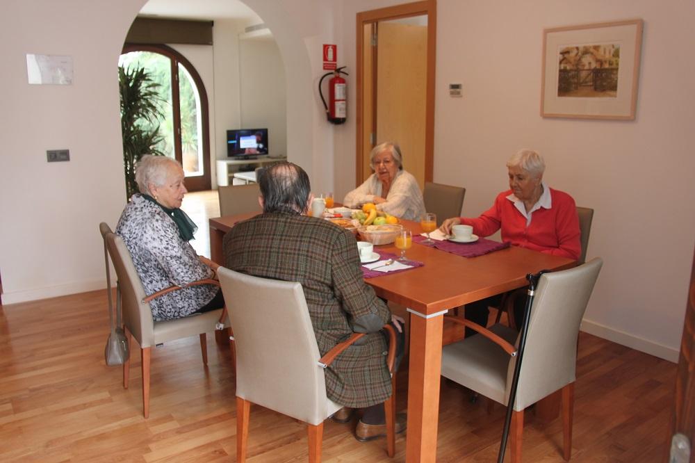 unidad de convivencia Mas Piteu_housing_Atención Centrada en la Persona