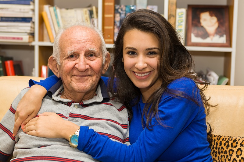 la família i la salut mental de les persones de la tercera edat