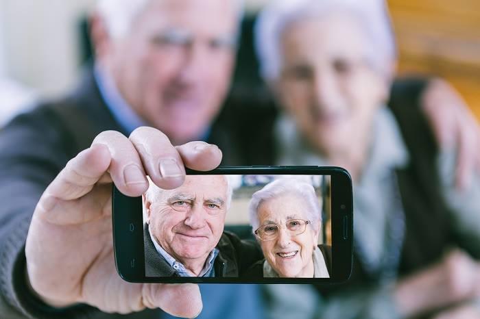evolució de l'ancià