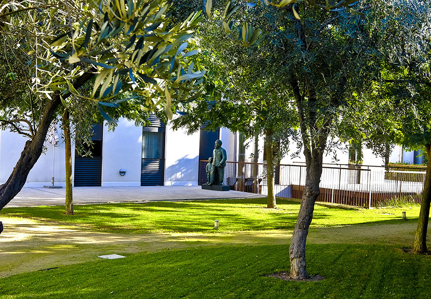 Jardín Mas Piteu