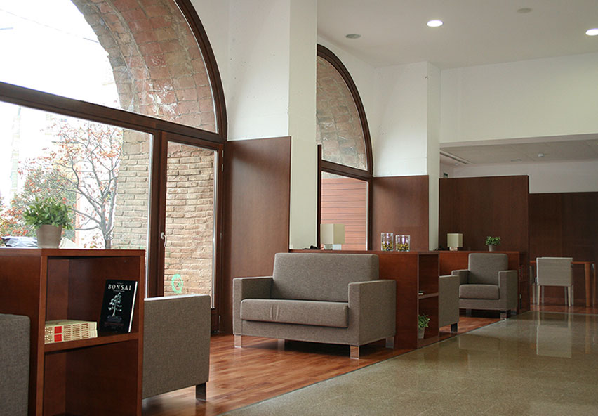 Instalaciones comunes residencia