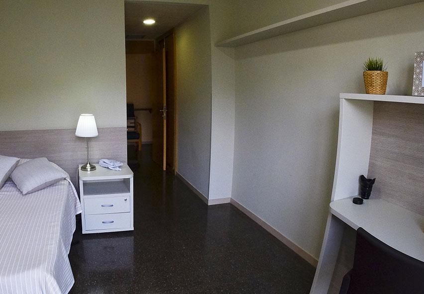 habitació residència
