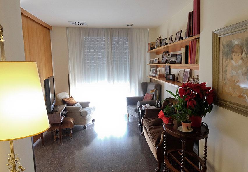 Habitació de residència