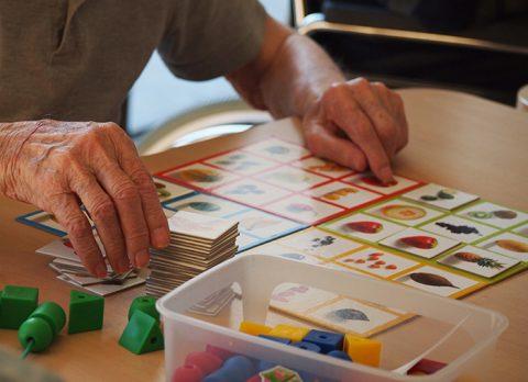 actividades centros de día preservar funciones cognitivas