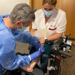 Les residències Grup Atlàntida ja han començat la vacunació contra la Covid-19